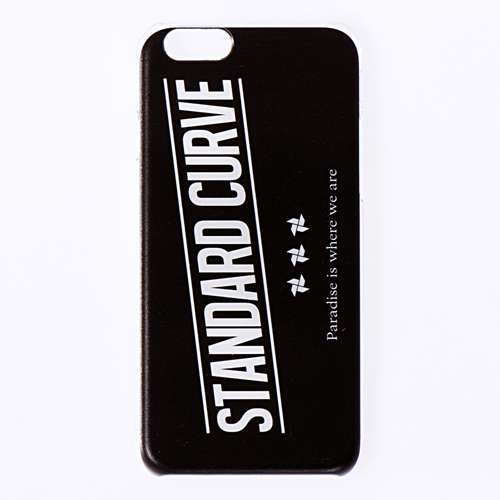 STV. LOGO I PHONE 6 CASE BLACK